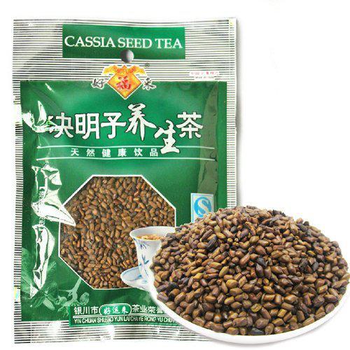 Китайские кофейные бобы Кассия - Очищающий и защищающий печень чай