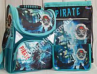 """Набор рюкзак ортопедический + сумка + пенал Josef Otten """"Pirate"""", JO-1804 арт. 520097-1, фото 1"""