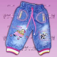 """Детские джинсы для девочек  """"Tweety"""""""