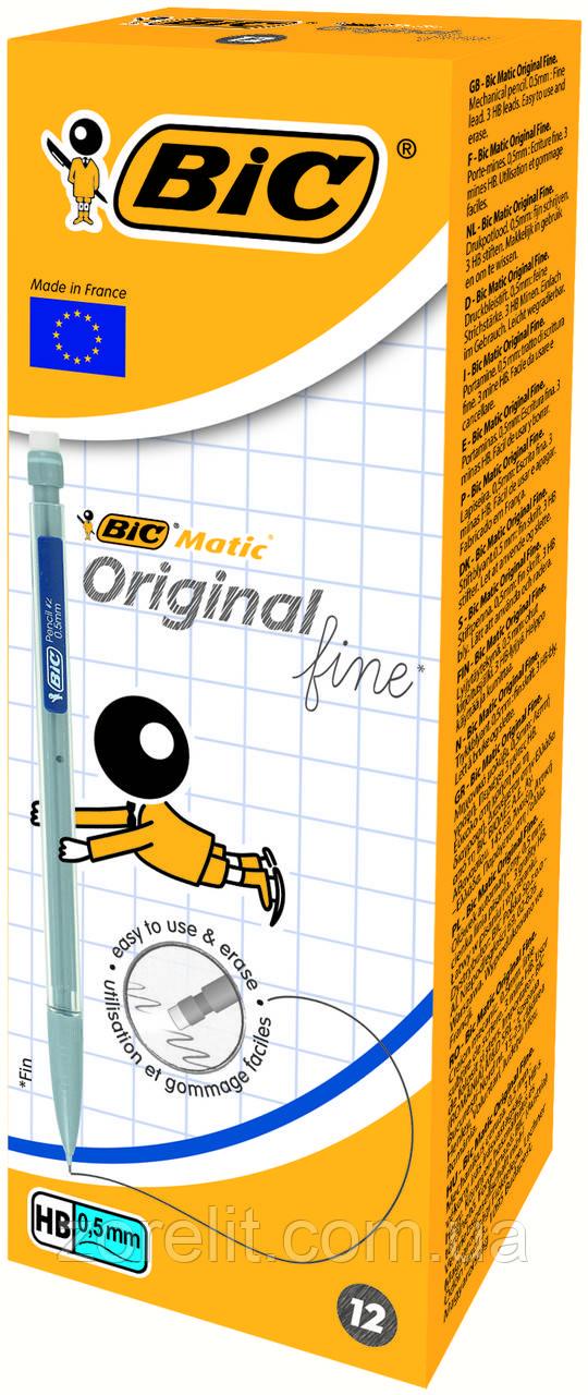 Автоматический карандаш Bic Матик 0.5
