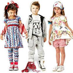 Детская одежда оптом - то, что нужно вашему бизнесу