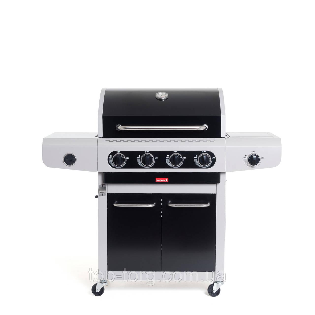 Газовый гриль SIESTA 412 BLACK, TM Barbecook