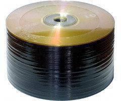 Диски VS DVD-R 4,7 GB 16x, Bulk/50 (CMC Magnetics) золотистий