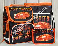 """Набор рюкзак ортопедический + сумка + пенал Josef Otten """"Hot speed"""", SM-1813 арт. 520104-1, фото 1"""