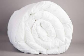 Одеяло стеганое 200х220 белое,микрофибра, летнее, фото 2