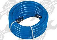 Шланг высокого давления PU/PVC армированный 9,5х16мм 20м Miol 81-353
