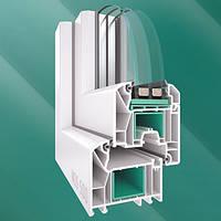 Металлопластиковые окна WDS 6 - 6-камерная система