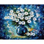 Картины по номерам - цветы, букеты цветов, натюрморты