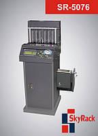 Установка для тестирования и ультразвуковой чистки форсунок