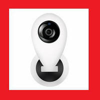 PR1-G6 Панорамная IP WiFf камера 360 градусов
