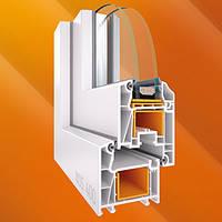 Металлопластиковые окна WDS 400 - 4-камерная система.