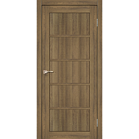 Дверь VICENZA  VС-01. Исполнение: глухое (дуб браш, эш-вайт). KORFAD (КОРФАД)