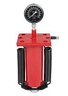 Цилиндр гидравлический для пресса с манометром 50 тонн Profline 97330