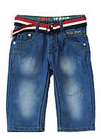 Стильные джинсовые шорты-бриджи для мальчика S&D Венгрия