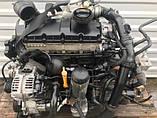 Мотор (Двигатель) VW Sharan Seat Alhambra 1.9 tdi AUY 116л.с, фото 2