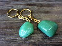 Брелок для ключей с авантюрином., фото 1