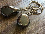 Брелок для ключів з гематитом, фото 2