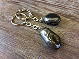 Брелок для ключів з гематитом, фото 3