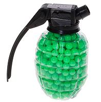 Пульки для детского оружия патроны 1000шт граната