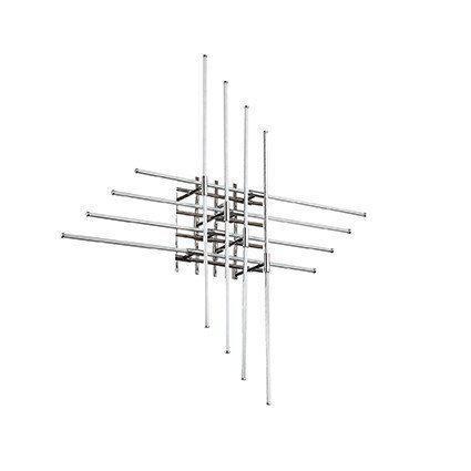 Потолочный светильник Cross PL480. Ideal Lux