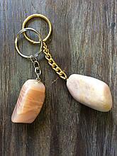 Брелок для ключів з місячним каменем