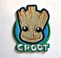Нашивка патч GROOT