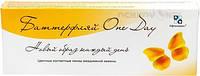 0,0 и -4,5 Офтальмикс Баттерфляй One Day 2 линзы Однодневные 2-х тоновые контактные линзы