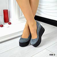 Туфли на платформе - TERE