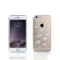 Силиконовый чехол Diamond Fishes для iPhone 6 Plus REMAX 650702