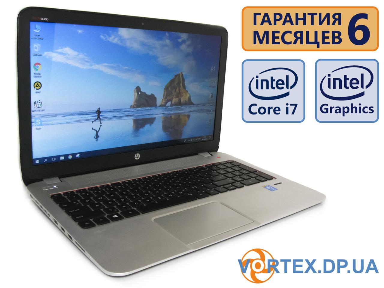 Ультрабук HP ProtectSmart 15T 15.6 (1366x768) / Intel Core i7-4700MQ (
