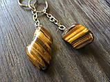 Брелок для ключей с тигровым глазом, фото 2
