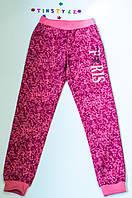 Спортивные брюки для девочки на рост 152-158 см