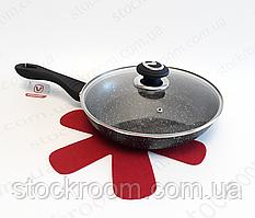 Сковорода с мраморным покрытием Vissner VS 7550-32