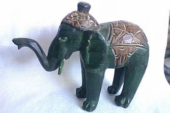 Декоративна  статуетка з дерева, Слон