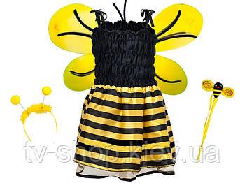 Карнавальный костюм Пчелка 4 в 1