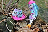 Набор с куклой Энчантималс Ночевка с совой Enchantimals Sleepover Night Owl