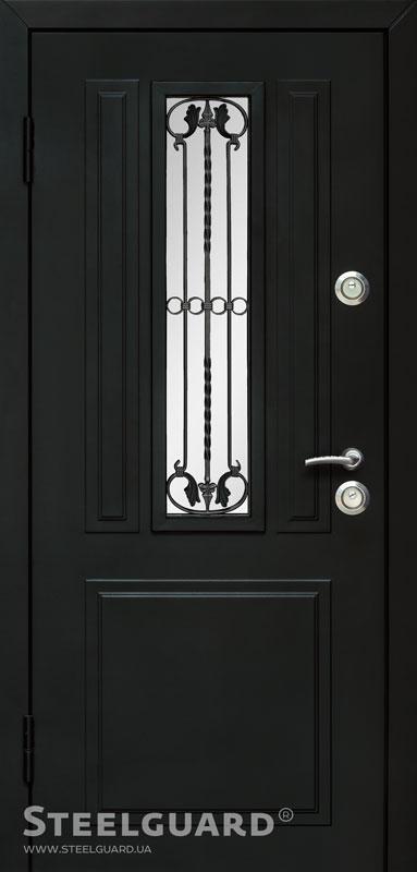 Вхідні двері Стілгард Steelguard Nord Podil