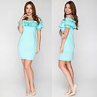 """Весенне-летнее короткое платье модное размер S """"Мия"""", фото 1"""