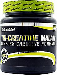Креатин Tri Creatine Malate ( 300 г) BioTech USA