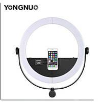 Светодиодный кольцевой свет Yongnuo YN508 3200-5500K (YN508), фото 1