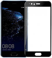 Защитное стекло 3D Full Screen Huawei P10 Lite Black