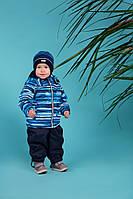 Демисезонный утепленный костюм для мальчика Lenne WAVE 18212-2290. Размеры 92 и 98. 98