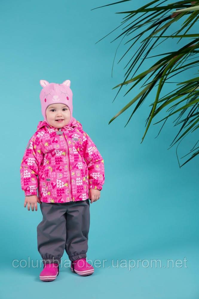Демисезонный утепленный комплект для девочки Lenne  BRI 18213 - 2600.  Размеры 92 и 98.