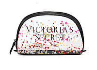 Косметичка Victoria's secret прозрачная с ярким рисунком, фото 1