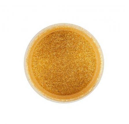 Кандурин золотий - Золотий блиск Dolce Bello Candurin 5 гр баночка / кандурин золотой блеск, фото 2