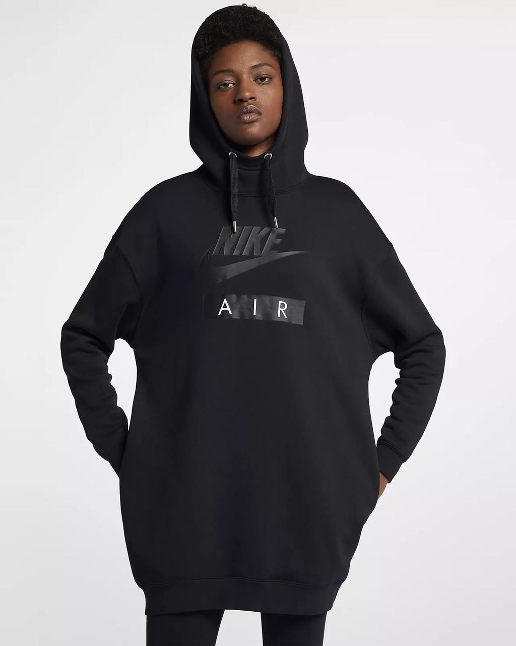 6eb55dbd3ddb Толстовка женская Nike Sportswear Air Dress AH0235-010