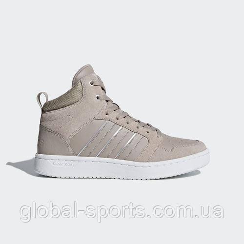 Женские кроссовки  Adidas Cloudfoam Super Hoops(Артикул:DB0308)
