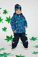 Демисезонный утепленный костюм для мальчика Lenne 18230A-2299. Размеры 104 - 128. 128