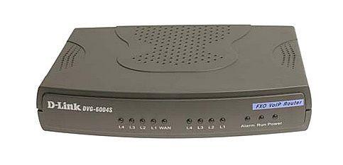 FXO шлюз D-Link DVG-6004S