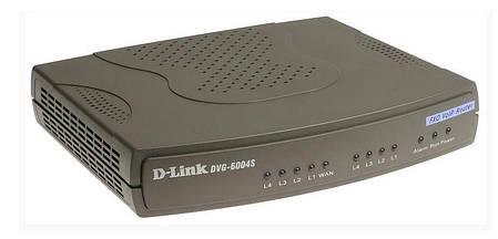 FXO шлюз D-Link DVG-6004S, фото 2